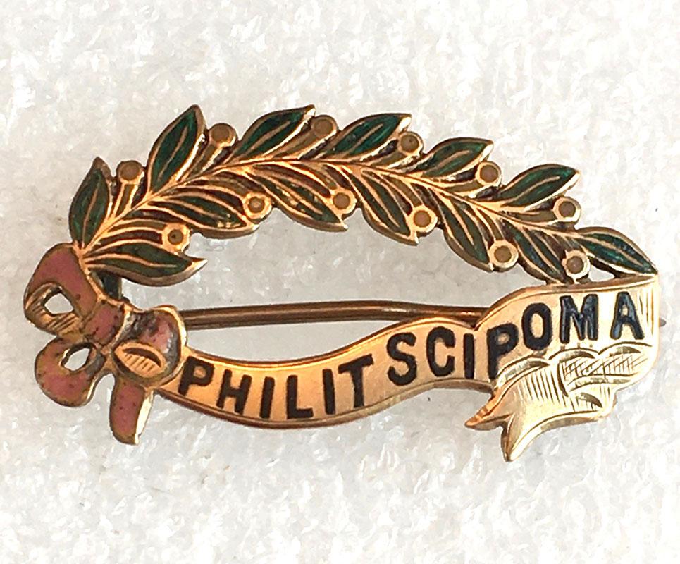 Philit Scipoma Pin