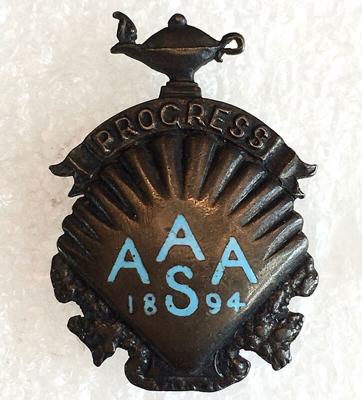 American Association for the Advancement of Science Pin