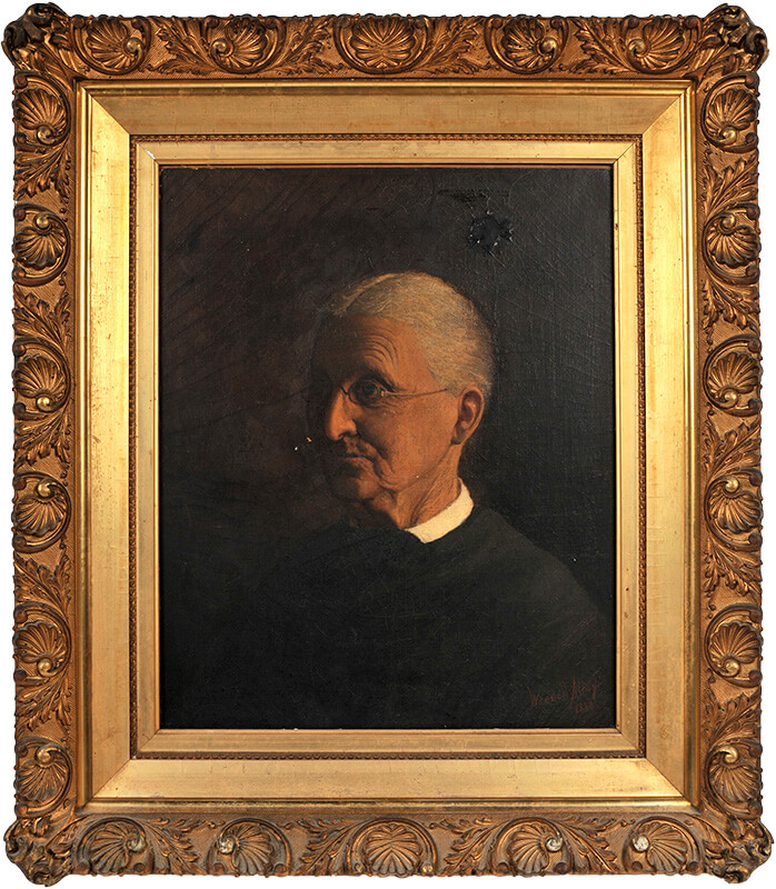 Portrait of Anna Gardner, 1886