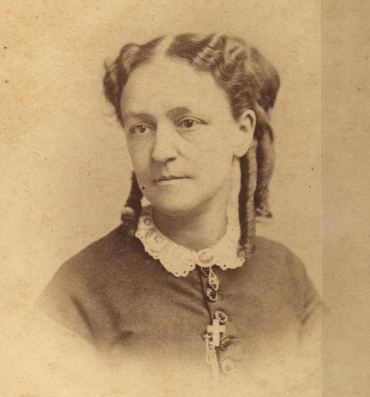 Portrait of Phebe Hanaford